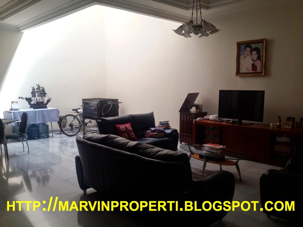 Rumah Dijual Puri indah kembang harum 10x20 Jakarta Barat Desember 2014 ruang tamu