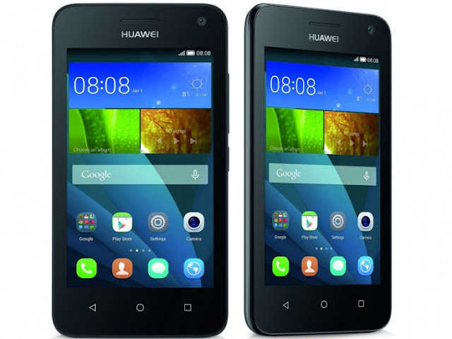 Huawei Y3 the most Affordable Smartphone in UK