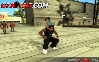 DOWNLOAD GTA SA - Mod Atomic Poop (Bosta At�mica)