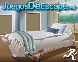 Juegos de Escape Sanatorium Escape