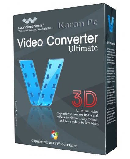Wondershare Video Converter Ultimate v6.8.0.2 Final. Torrent-Soft.Net - Ск