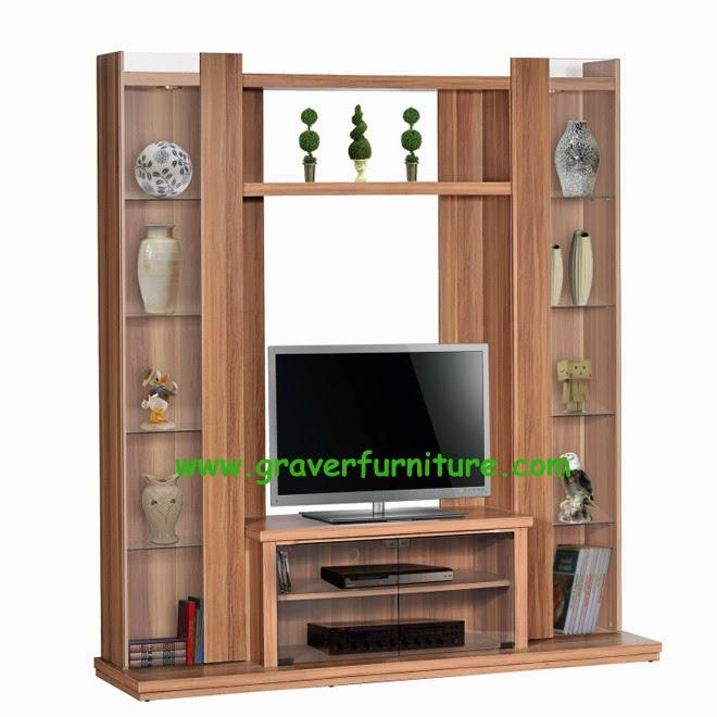 Kitchen Set Graver: Lemari TV VR 158 Benefit Furniture