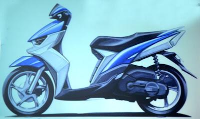 Yamaha Soul GT Desain Khusus Indonesia