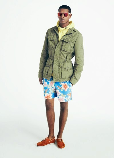 b0478e88caf ... or pair graphic oversized paisleys and engineered stripes. When the  high seas beckon