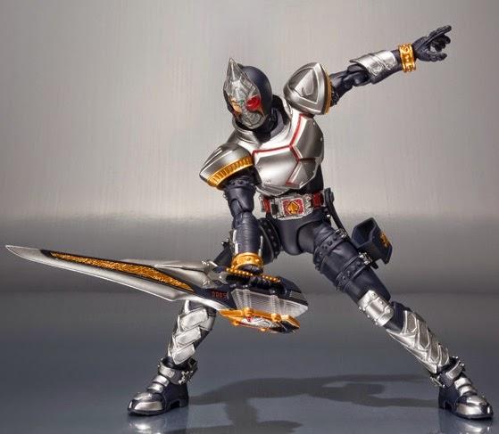 S.H. Figuarts Masked Rider Blade (Broken Head ver.) Offcial image 00