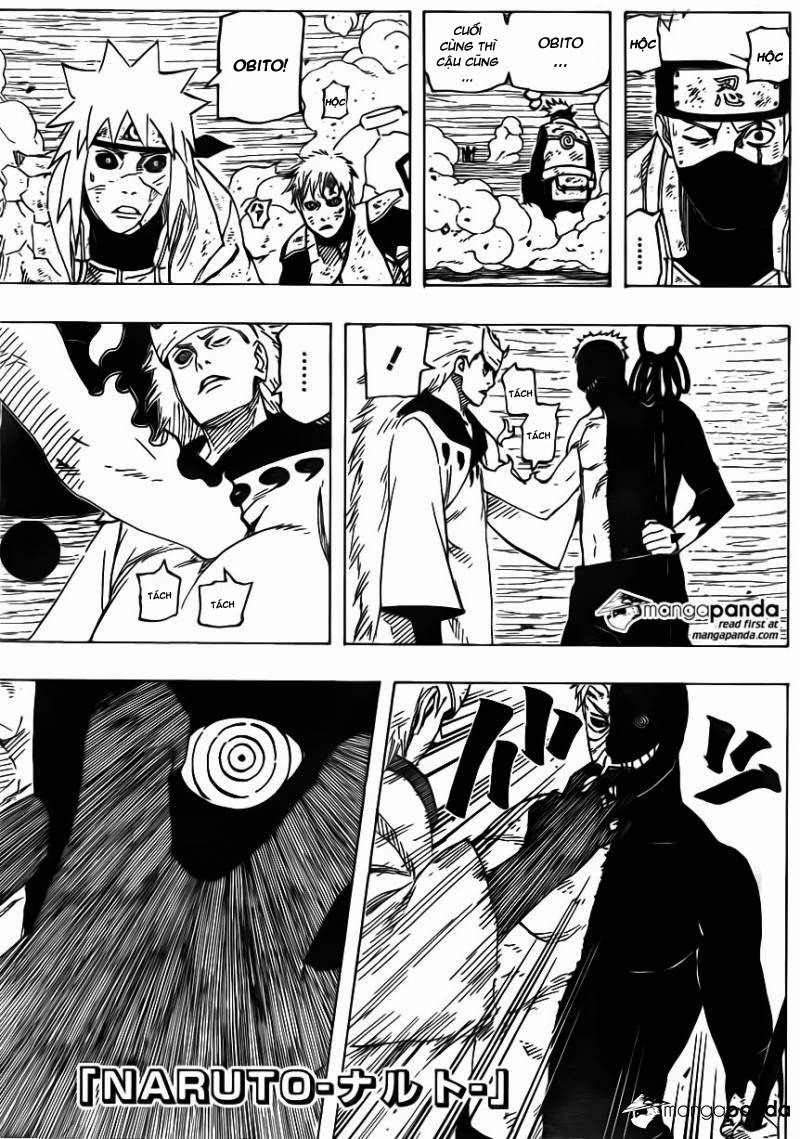 Naruto - Chapter 666 - Pic 4