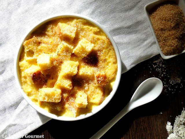 Le goûter tout doux de Christophe Michalak, le pain perdu façon crème brûlée !
