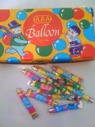 mainan sd - tiup balon bin pepelendungan