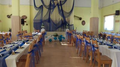 Großer Saal im Restaurant Wien 1170 Heuberg Hernals