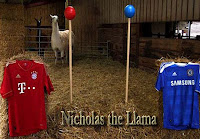 Nicholas Llama Chelsea Juara
