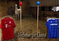 Nicholas Llama Chelsea Juara