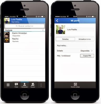 """La aplicaciónBlackBerry Messenger (BBM)es todo un éxito de descargas. Más de 20 millones de usuarios ya la tienen en sus smartphones, y a pesar de su funcionamiento """"peculiar"""", dependiente de un PIN en lugar de tu número de teléfono o de tu cuenta de correo electrónico, podría terminar estableciéndose como un servicio de mensajería importante. Para muchos usuarios es una aplicación totalmente nueva, con ciertas peculiaridades y algunos ajustes un poco ocultos, por eso os queremos mostrar 5 trucos que os facilitaran el uso de la aplicación. ¿Dónde está mi PIN? La aplicación funciona mediante un PIN necesario para poder"""
