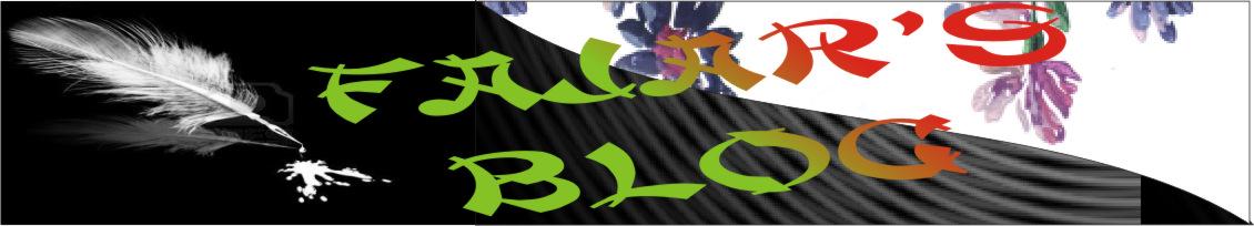 Fajar's Blog