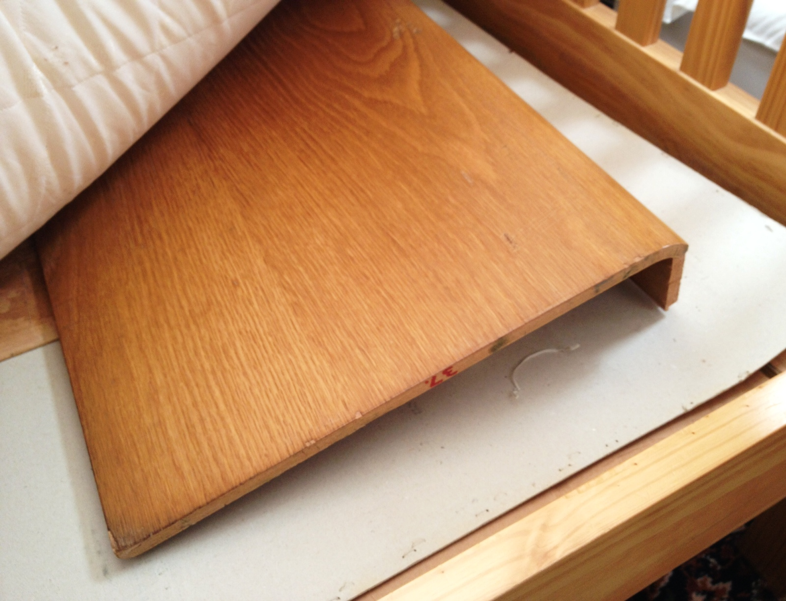 Bed wedge for acid reflux - Living With Lymphoedema Travel Tip Elevated Mattresses