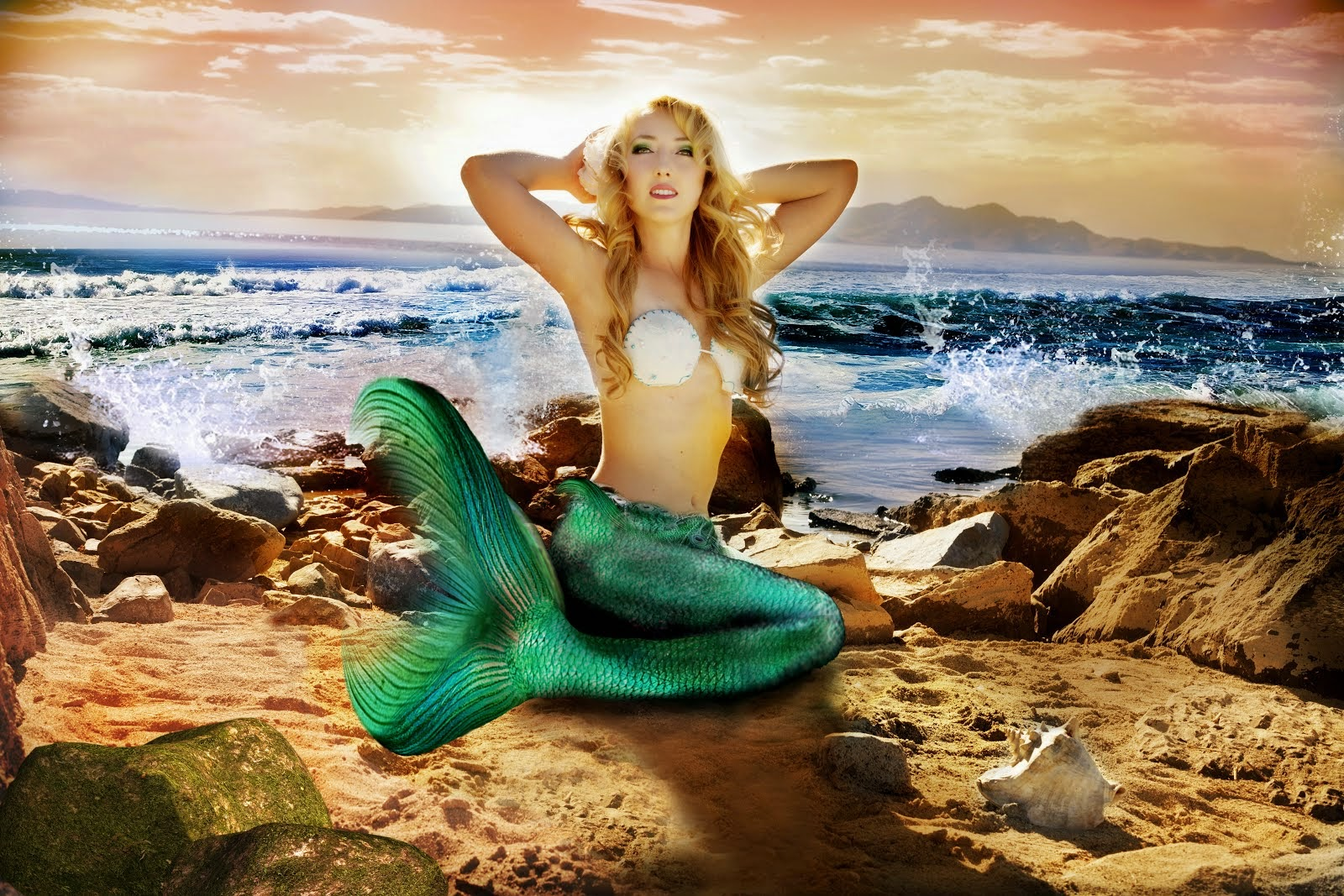 Mermaids are Cool.