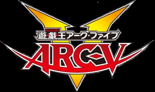 Yu-Gi-Oh! ARC-V logo