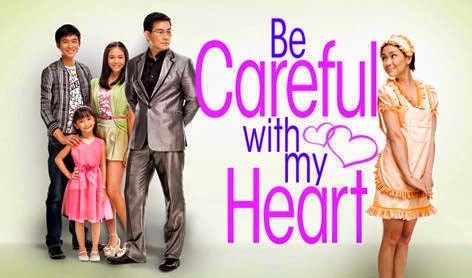 Be Careful With My Heart - Filipino Drama TV3 (Malay Sub)