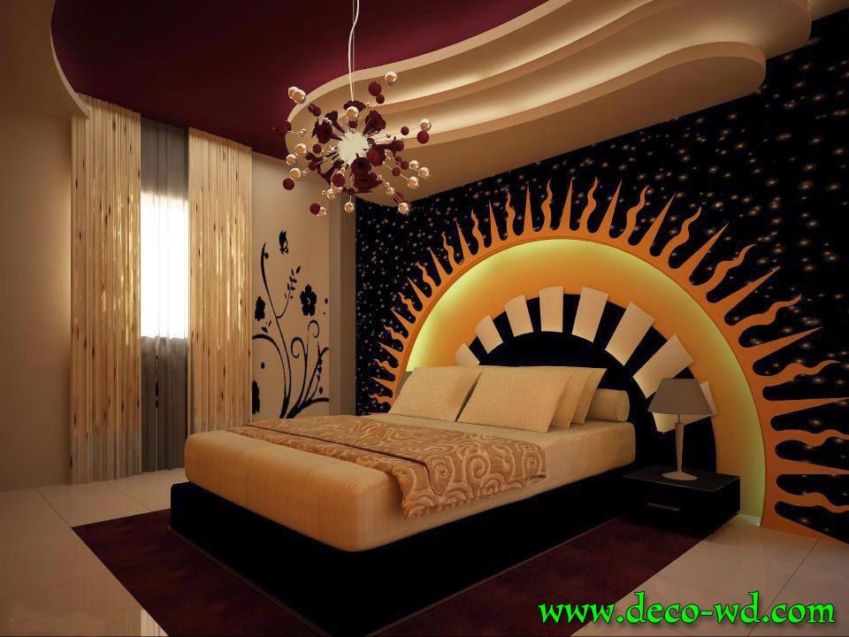 أروع ديكور أسقف لغرف نوم، تصاميم ستجعلك مبهورا