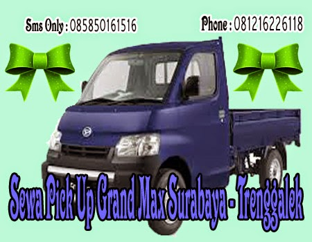 Sewa Pick Up Grand Max Surabaya - Trenggalek