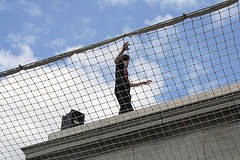 safety net by skuds via Flickr and a Creative Commons license