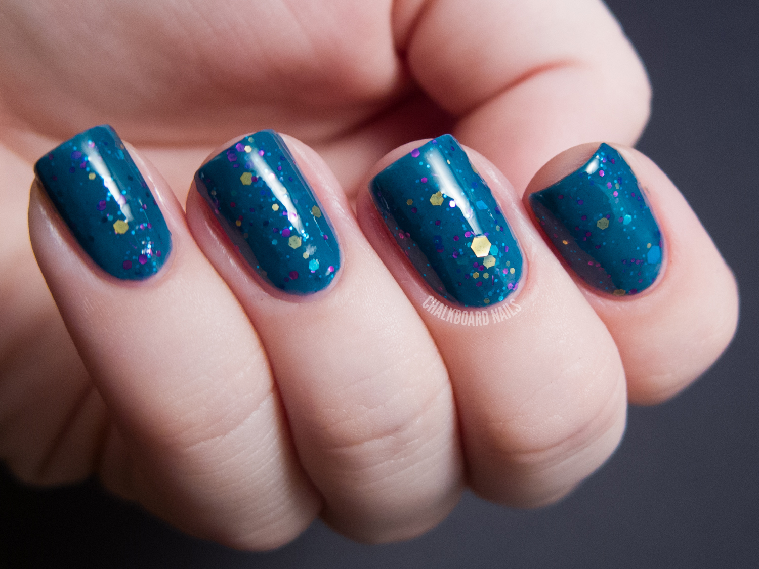 KBShimmer Fall Collection Selections | Chalkboard Nails | Nail Art Blog