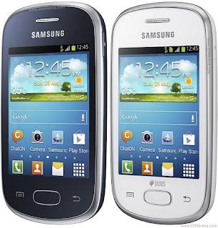 Spesifikasi dan Harga Samsung Galaxy Star