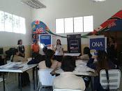 ONA y Frente Preventivo abordaron Colegio Padre Madariaga