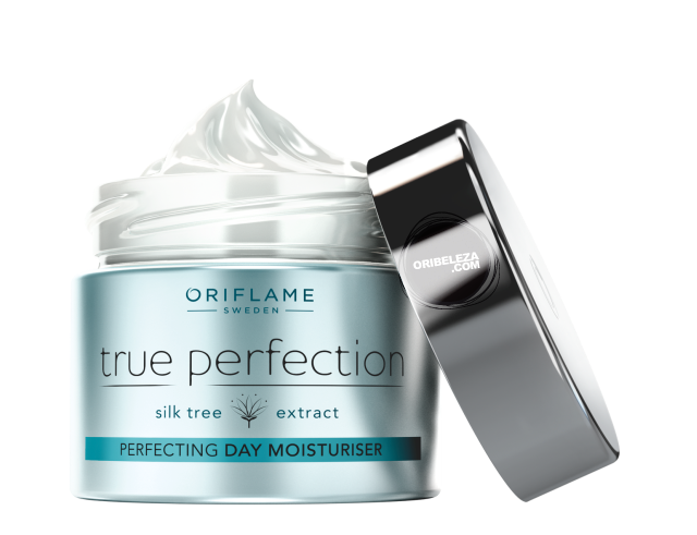 Hidratante de Dia Perfecting True Perfection da Oriflame