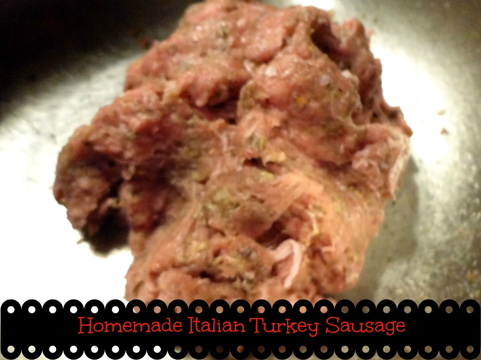 Homemade Sweet Italian Turkey Sausage Recipe — Dishmaps