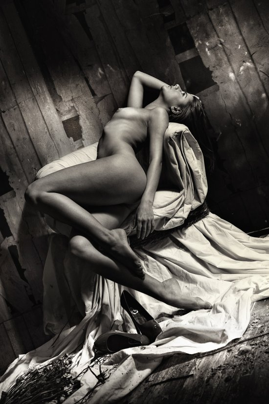 Stefan Gesell fotografia photoshop surreal sombria erótica fashion sensual nudez fetichista