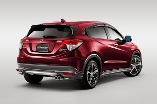 New-Honda-Vezel-Small-Crossover-Photo