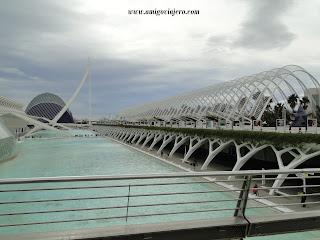 Ciudad de Las Artes y Las CIencias, www.amigoviajero.com