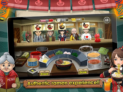 Ramen Chain Game Indonesia