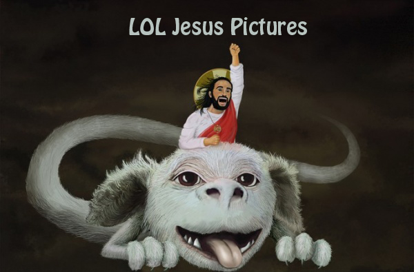 LOL Jesus Pictures