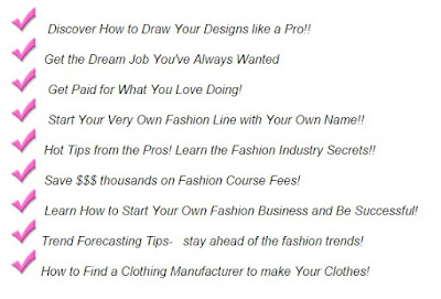 Tips on being a fashion designer 8