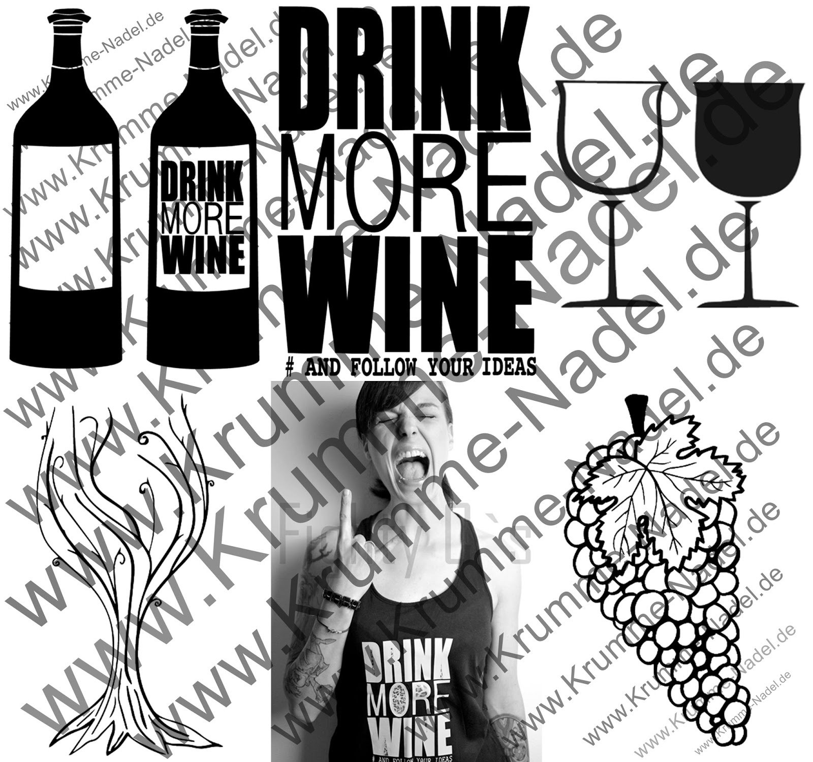 http://de.dawanda.com/product/77490639-Plotterdatei-Drink-more-Wine-andfollowyourideas