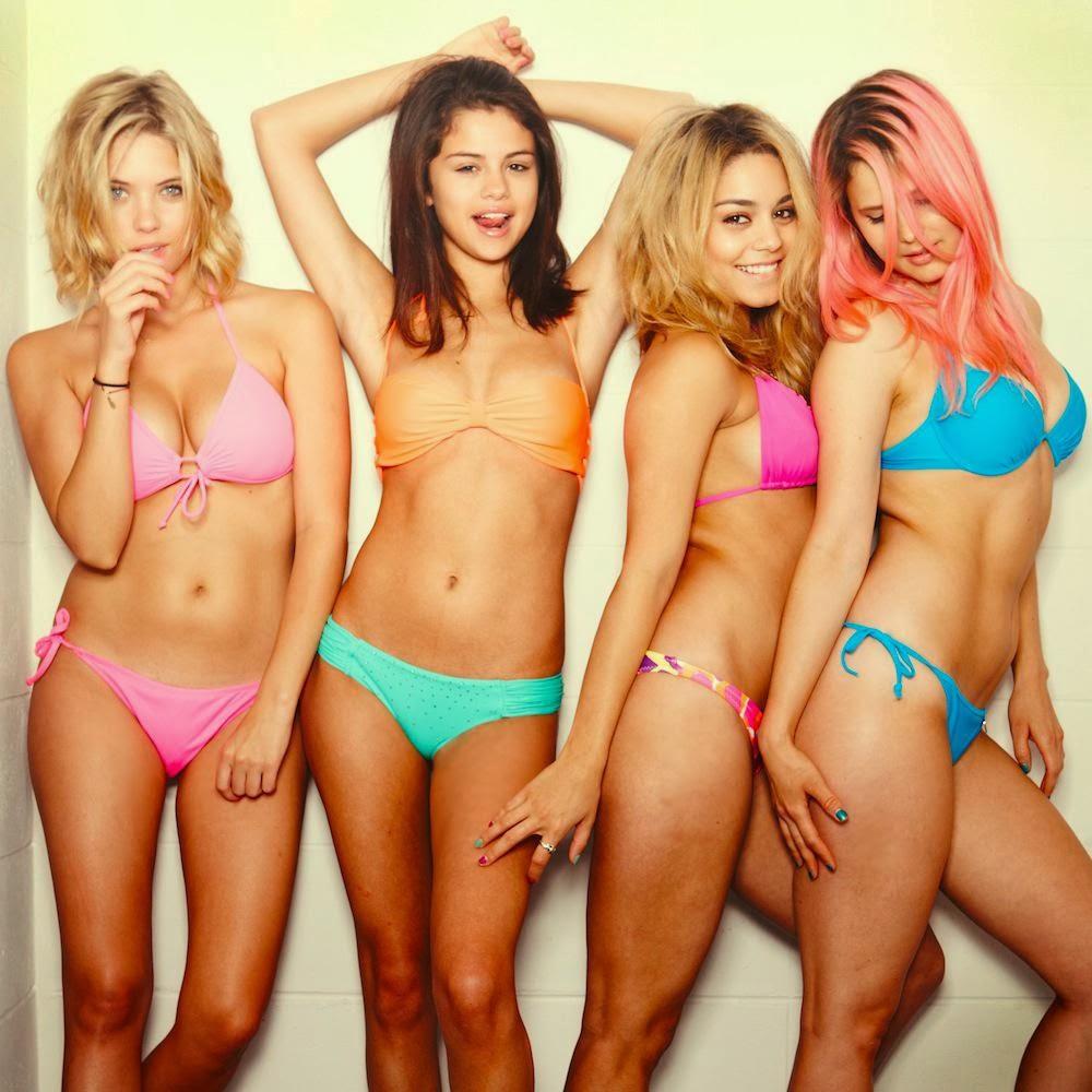 Fotos Selena Gomez En Bikini Para Spring Breakers