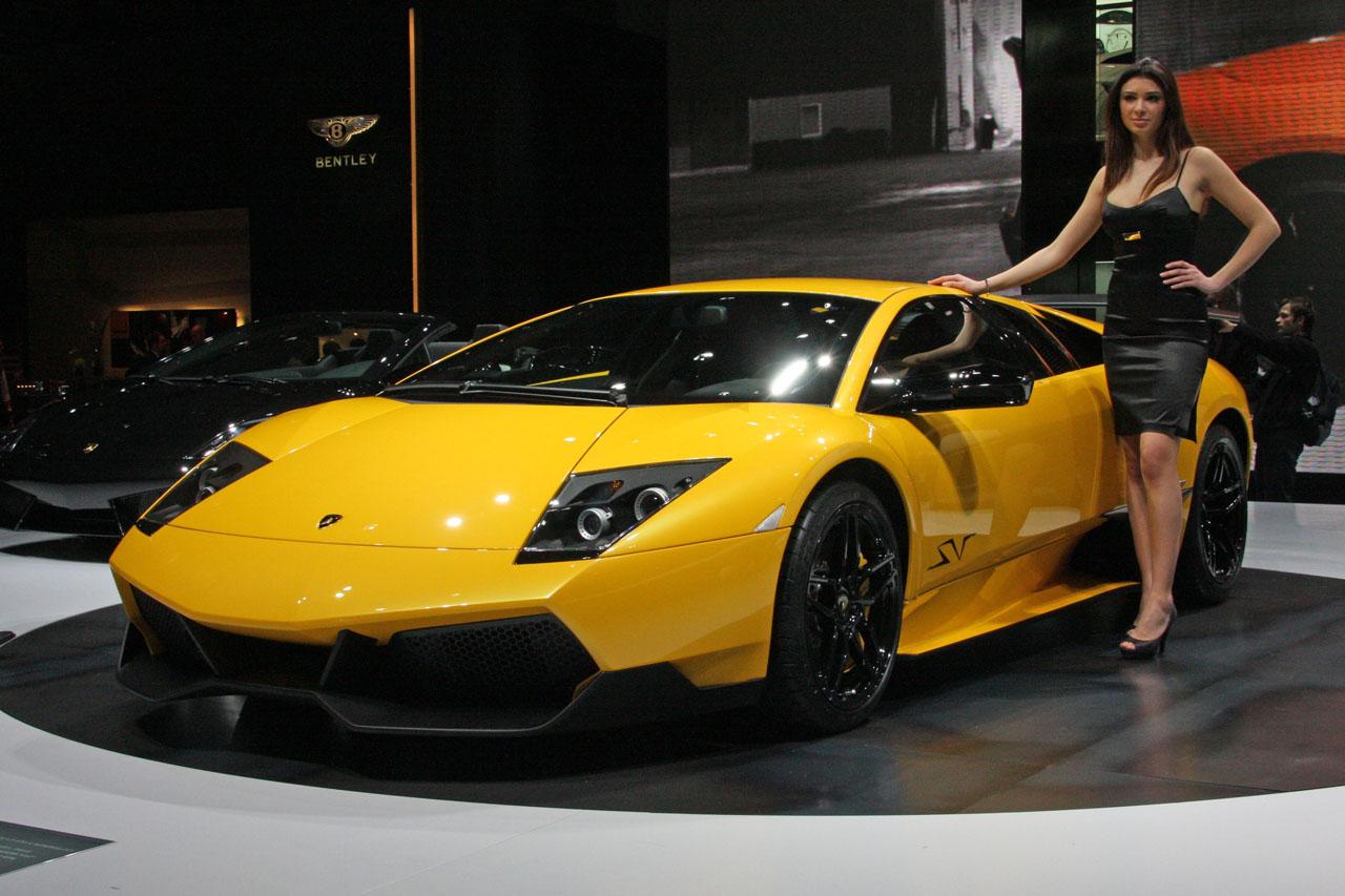 Lamborghini Murcielago Lp 670 4 Superveloce