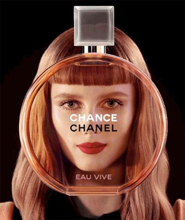 Chanel Chance Eau Vive fragrância feminina floral cítrico