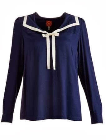 Joules Blanche top