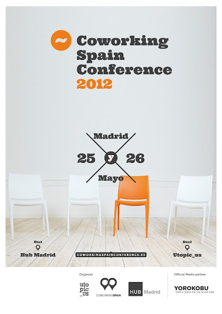 Cartel Coworking Spain Conference