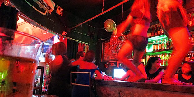 Cambodian Nightlife