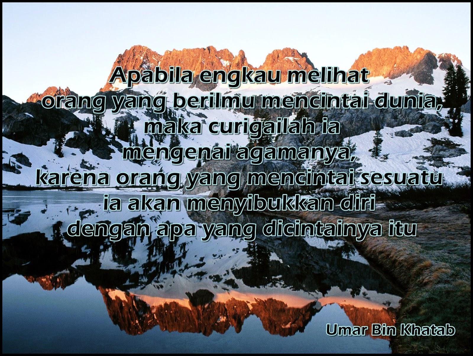 Kata Kata Mutiara Bijak Umar Bin Khatab Jdsk