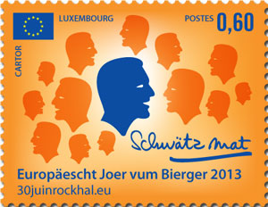 Luxembourg: European Year of Citizens - www.pt.lu