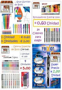 .... PRECIOS ESPECIALES EN ESCRITURA ...