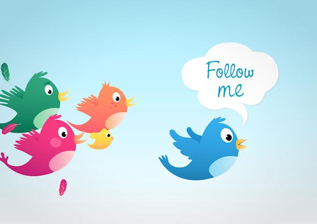 дизайн Твитера