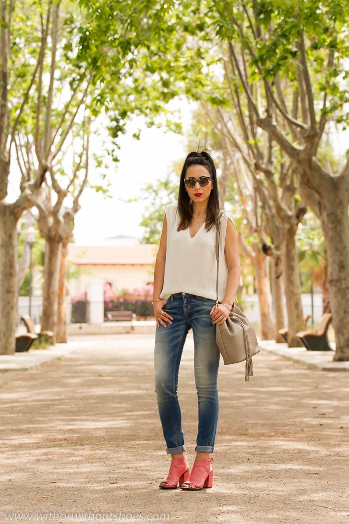 Bloguera valenciana con blog de moda belleza decoracion