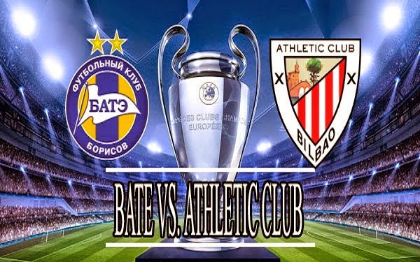 Poker Online : Prediksi Skor Athletic Bilbao vs Bate Borisov 11 Desember 2014