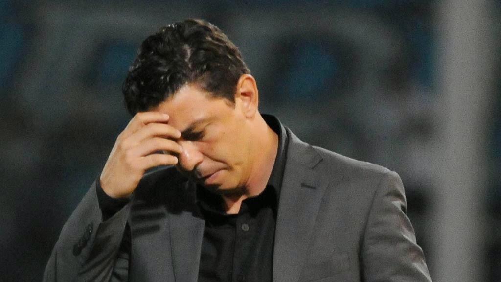 Marcelo Gallardo; Gallardo; Preocupado; River; River Plate;