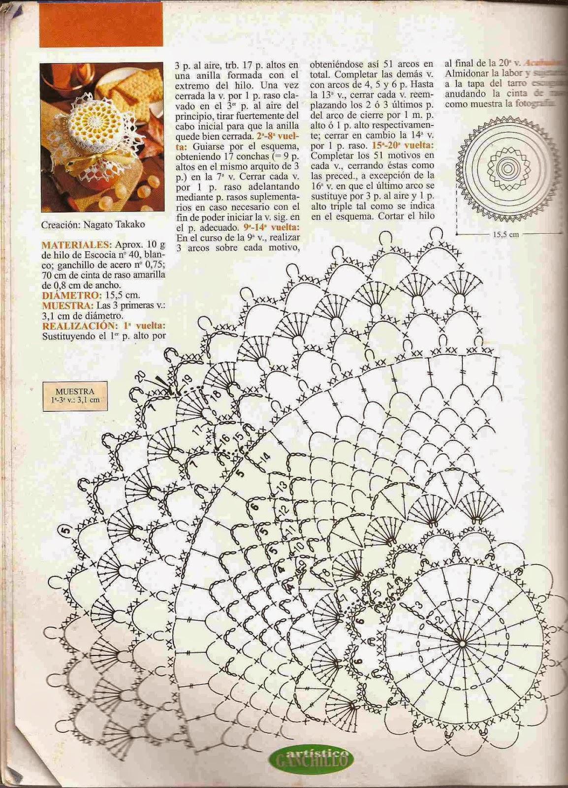 Increíble Ganchillo Tapa De Libro De Patrones Libres Viñeta - Ideas ...